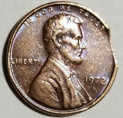 1972 D Quarter Error Value
