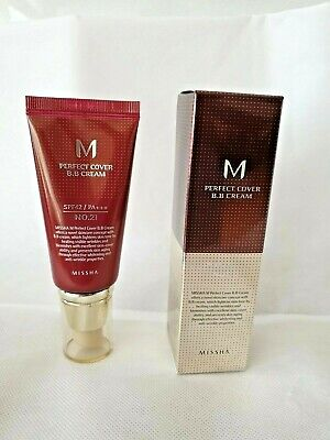 [MISSHA] M Perfect Cover BB Cream(SPF42/PA+++) 50ml
