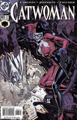 Catwoman #83 (NM)`00 Carlton/ Johnson