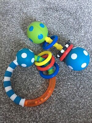 Rattles Loyal Sassy Tactile Tunes Baby Child Activity Toy Bnib Cheapest Price From Our Site