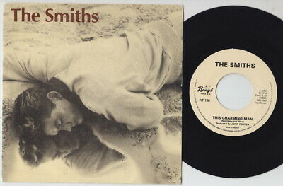 The SMITHS * This Charming Man * 1983 Belgian 45 * Morrissey *