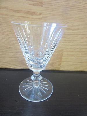 Waterford Crystal Lismore Wine Water Glass Goblet 5""