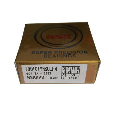 NSK Super Precision Bearing 7906CTYNSULP4