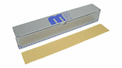 "MP Feilenstreifen ""Gold"" 70x450mm P120 (100st.)"