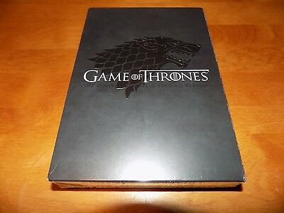 GAME OF THRONES Complete First & Second Seasons HBO SERIES 10-DISC DVD SET NEW