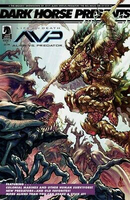 Aliens vs. Predator Life and Death #1 (NM)`16 Abnett/ Thies  (Cover C)