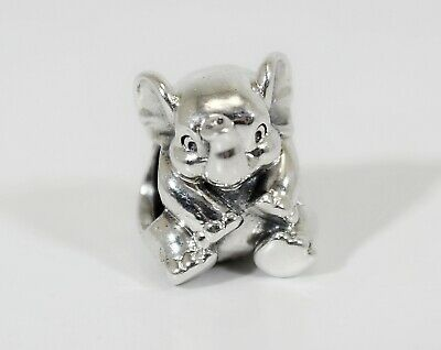 Authentic Pandora Lucky Elephant 925 Sterling Silver Charm