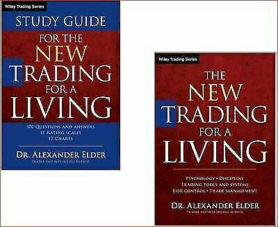 Wiley Trading Series:The New Trading for a Living by Dr.Alexander Elder/PDF Book
