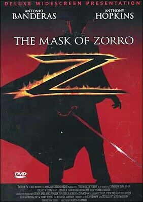 The Mask Of Zorro (Deluxe) (Dvd)