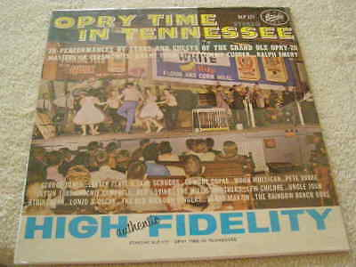OPRY TIME IN TENNESSEE Record Album Country Music New Sealed COPAS JONES Starday