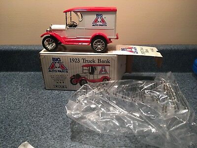 New Limited Ed 1991 Big A Auto Parts 1923 Chevrolet Delivery Van 1:25 Ertl Mib.