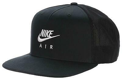 a672c0971a1 Nike Air Pro Snapback Classic - Unisex Hat - Adjustable Size - Black White -