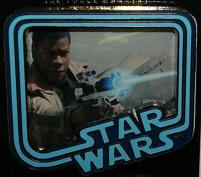Disney Parks Star Wars The Force Awakens FINN GALFRIDIAN Countdown LE Pin 4 NOC