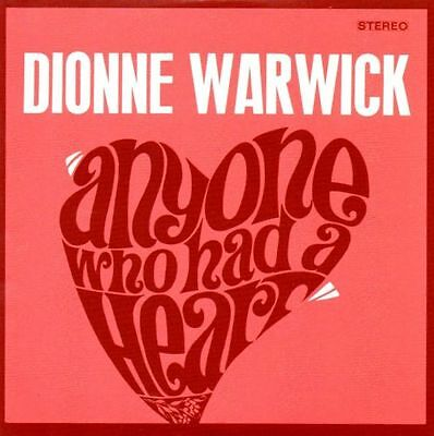 *NEW* CD Album Dionne Warwick - Anyone Who Had A Heart (Mini LP Style Card Case)