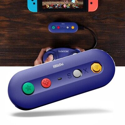 8Bitdo Gbros Wireless Bluertooth Receiver Controller Adapter for Nintendo Switch