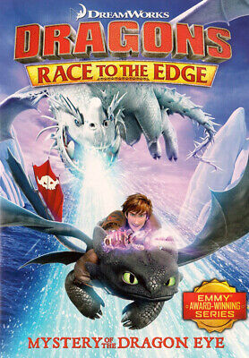 Dragons Race To The Edge - Mystery Of The Dragon Eye (Dvd)