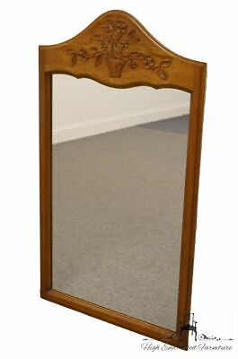 DAVIS CABINET Co. Provence Cherry Collection Dresser / Wall Mirror 204