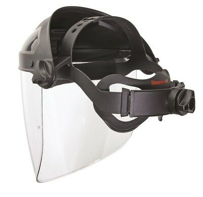 Honeywell Face Protection Turboshield with Integrated Shields