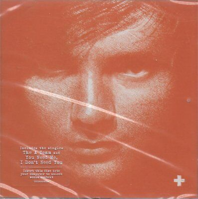 ED SHEERAN - + - CD album