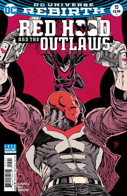 Red Hood And The Outlaws #15 (NM)`17 Lobdell/ Soy (Cover B)