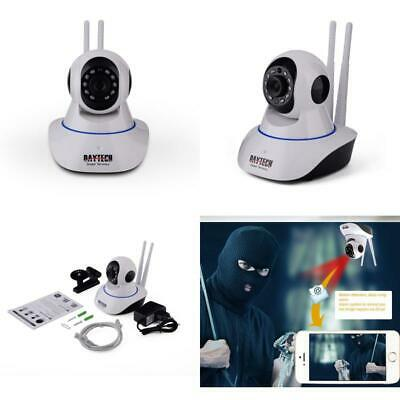 DAYTECH 720P HD Wifi IP Camera Wireless Night Vision CCTV Baby Monitor 1MP 2.4GH