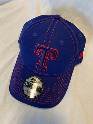 info for 2af6c f5ab3 Mlb Texas Rangers New Era The League Classic 9Forty Adjustable Cap Hat Nwt