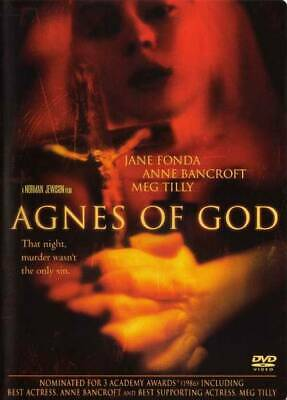 NEW! - Agnes of God (DVD, 2002, Widescreen) - Jane Fonda, Anne Bancroft