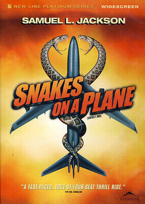 Snakes On A Plane (Widescreen Edition) (Bilingual) (Dvd)