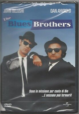 The Blues Brothers (1980) DVD SIGILLATO SEALED