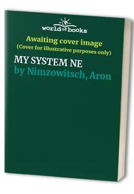 MY SYSTEM NE by Nimzowitsch, Aron Paperback Book The Cheap Fast Free Post