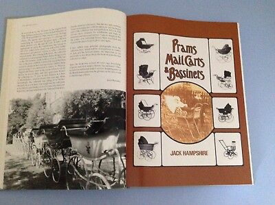 Prams Mailcarts Bassinets Jack Hampshire 40th Anniversary Heritage Edition