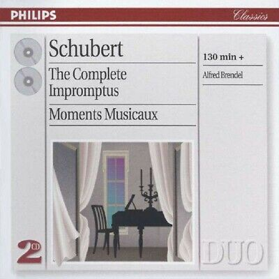 Franz Schubert (1797-1828) - Impromptus D.899 & 935 - Philips 4560612 - (CD / T
