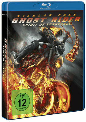 Ghost Rider: Spirit of Vengeance - ufa 88691966489 - (Blu-ray Video / Sonstige
