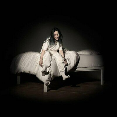 Billie Eilish-WHEN WE ALL FALL ASLEEP, WHERE DO WE GO? CD NEU OVP