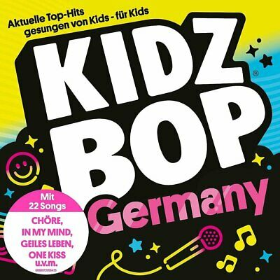 Kidz Bop Kids - Kidz Bop Germany CD NEU OVP
