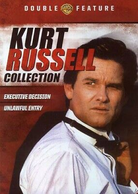 Kurt Russell Collection (Executive Decision / Unlawful Entry) (Double Feature)