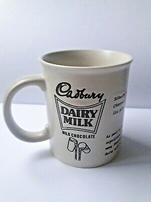 Cadbury Claremont Tasmania Mug Coffee Cup Factory Souvenir Collectables Japan
