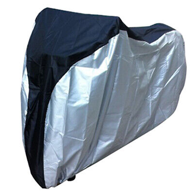 Waterproof Bicycle Cover Outdoor Rain Dust Snow UV Protector for Bike Motorcycle