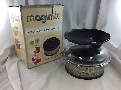 Magimix Fruit & Vegetable Juice Extractor/Smoothie Maker Attachment Kit - 17652