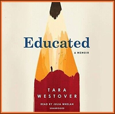 Educated A Memoir By: Tara Westover  (audiobook, fast Delivery)
