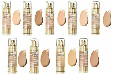 Max Factor Skin Luminizer Miracle Foundation 30ml - Please Choose Your Shade