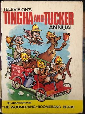 Tingha and Tucker Annual 1966 Gerry Anderson
