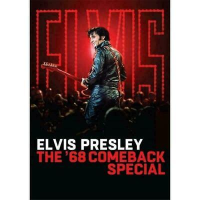 Elvis Presley: '68 Comeback Special, 50th Anniv. (NEW DVD)
