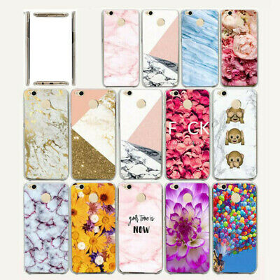 Marble Case Cover For Xiaomi 6 Pro 3S 4 4X 4A 5 Plus Note 5A Phone hard cases