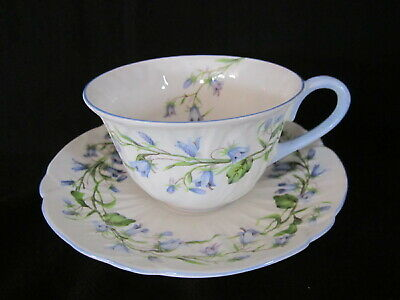 Shelley - HAREBELL - Teacup and Saucer
