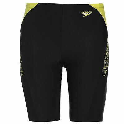 3bee278f7b Speedo Endurance10 Boom Swimming Jammers Youngster Boys Trunks Shorts Quick
