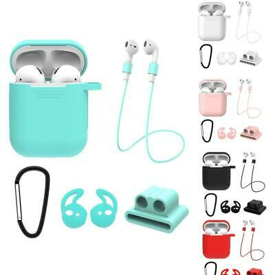 Hot! Silicone Case Cover Protective Skin for Apple AirPods Air Pod Charging Case