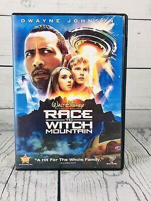 Race to Witch Mountain ~ DVD