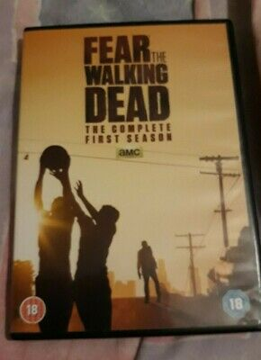 Fear The Walking Dead - The Complete First Season - 2 Disc Set