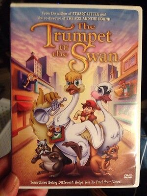 Trumpet of the Swan~ DVD 2001 ~ LIKE NEW CONDITION